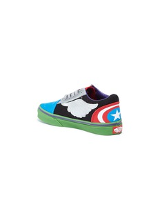 Vans x Marvel 'Old Skool' Avengers print kids sneakers