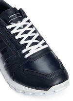 'Formel 1' leather sneakers