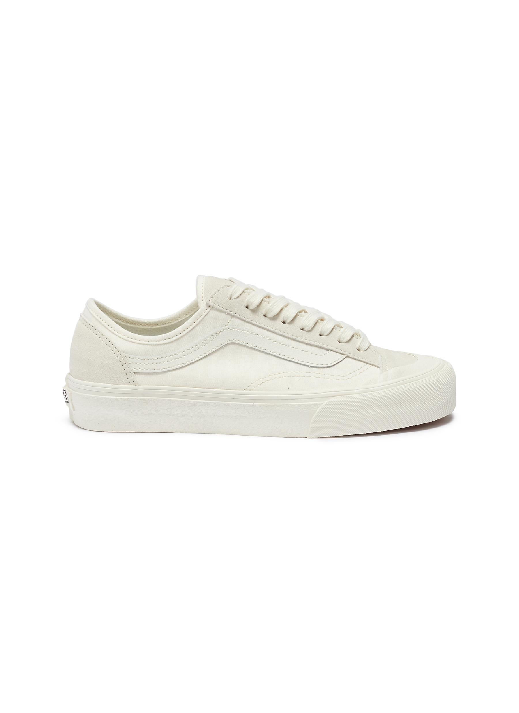 Vans Style 36 Decon Canvas Sneakers Women Lane Crawford