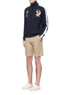 VALENTINOEagle embroidery track jacket
