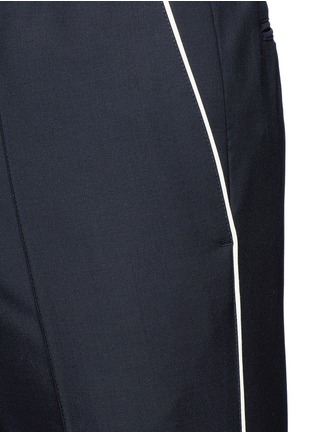 Detail View - Click To Enlarge - Valentino - Side piping jogging pants