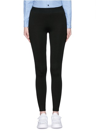 Main View - Click To Enlarge - rag & bone/JEAN - 'Reilly' zip cuff leggings