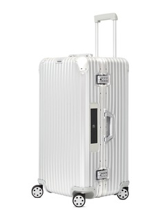 RIMOWA Topas Sport Multiwheel® with electronic tag (Silver, 100-litre)