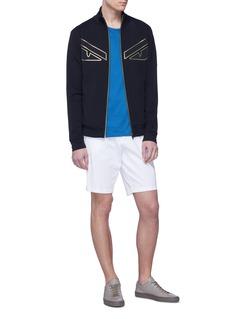 Fendi Sport 'Bag Bugs' print jacket