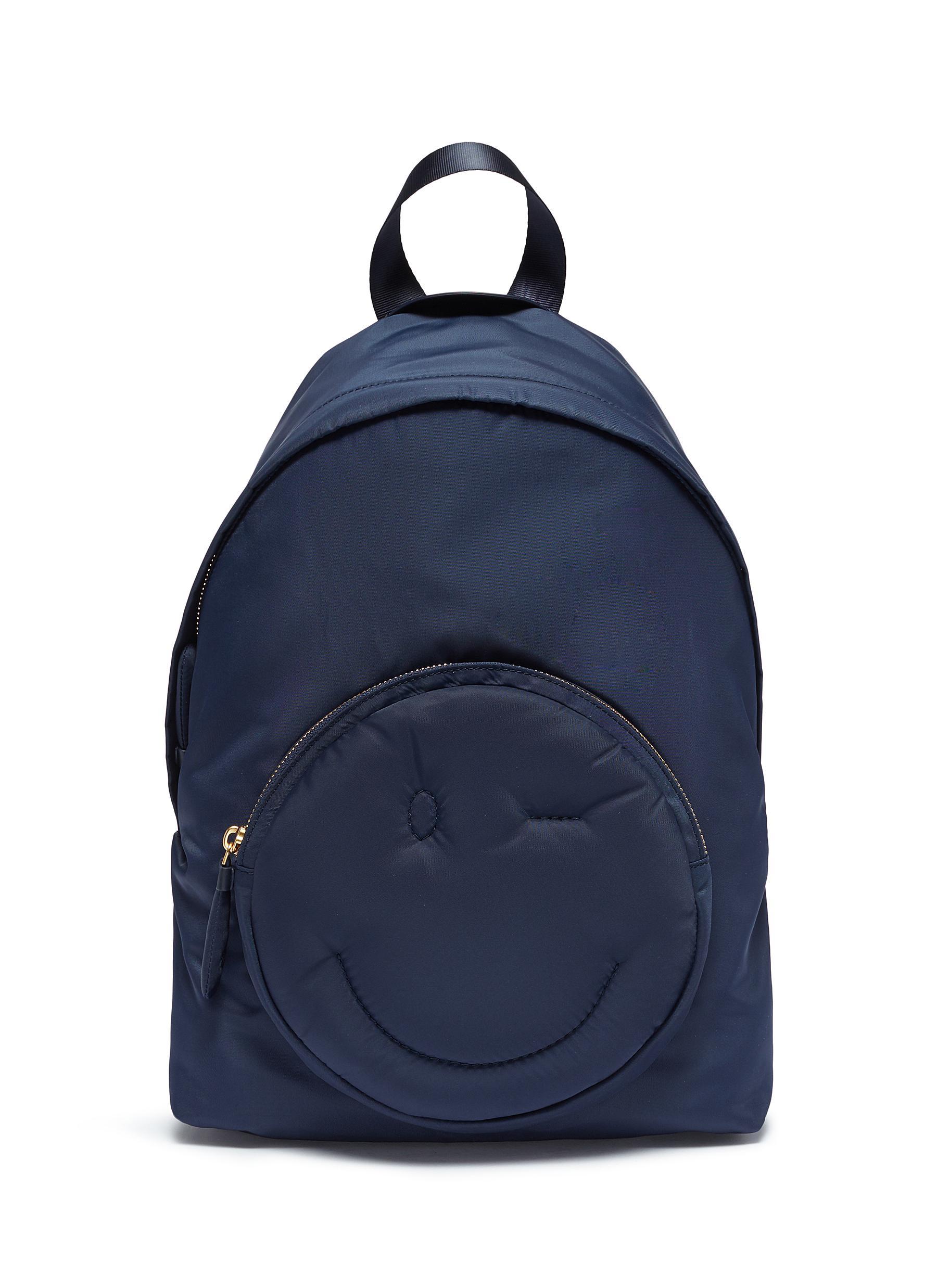 Chubby Wink nylon backpack Anya Hindmarch LDY6IJHQ