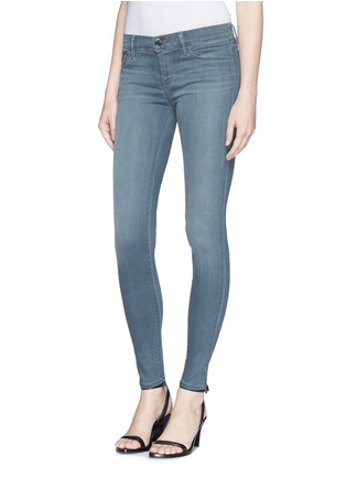 Front View - Click To Enlarge - J Brand - 'Stocking' skinny jeans