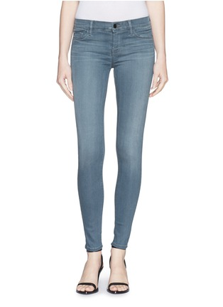 Main View - Click To Enlarge - J Brand - 'Stocking' skinny jeans