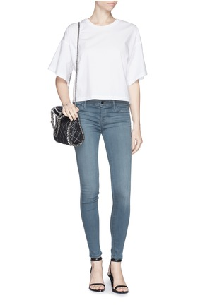 Figure View - Click To Enlarge - J Brand - 'Stocking' skinny jeans