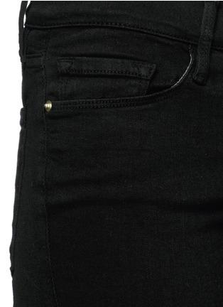 Detail View - Click To Enlarge - Frame Denim - 'Le Skinny de Jeanne' stretch jeans