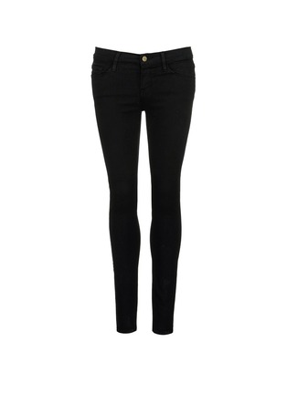 Main View - Click To Enlarge - Frame Denim - 'Le Skinny de Jeanne' stretch jeans