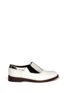 MARNI Bi-colour slip-ons