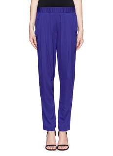 3.1 PHILLIP LIMDrape silk harem pants