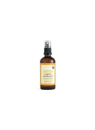 Main View - Click To Enlarge - Erbaviva - Jasmine Grapefruit organic deodorant spray