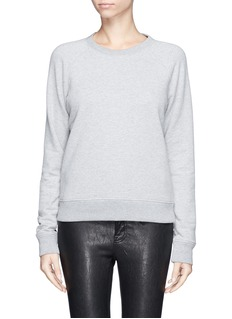 THEORY 'Five' cotton sweatshirt