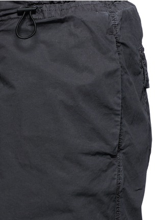 Detail View - Click To Enlarge - James Perse - Stretch poplin mountaineering shorts