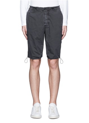 Main View - Click To Enlarge - James Perse - Stretch poplin mountaineering shorts