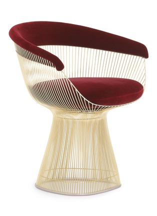 Main View - Click To Enlarge - Knoll - Platner side chair
