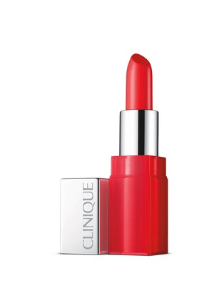 "Main View - Click To Enlarge - Clinique - Clinique Pop Glazeâ""¢ Sheer Lip Colour + Primer - Fireball Pop"