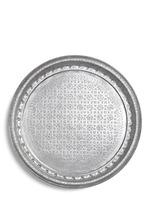 Extra large engraved aluminium tray