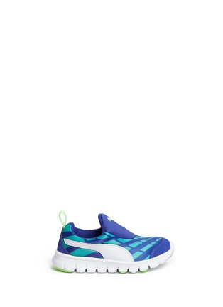 Main View - Click To Enlarge - Puma - 'Bao' toddler slip-on sneakers