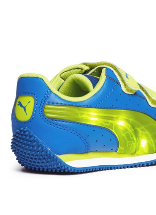Detail View - Click To Enlarge - Puma - 'Speed Light-Up' toddler sneakers