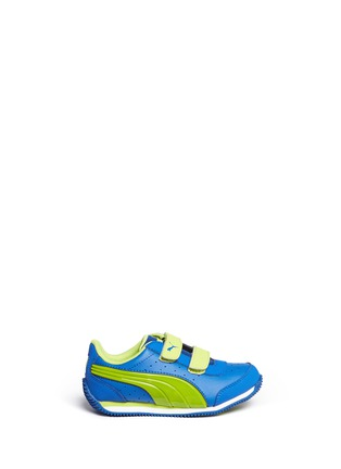 Main View - Click To Enlarge - Puma - 'Speed Light-Up' toddler sneakers