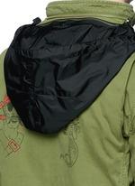 'Minifield' pirate print jacket