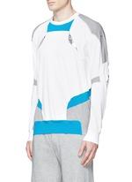 'Hybrid' Climachill® jersey T-shirt