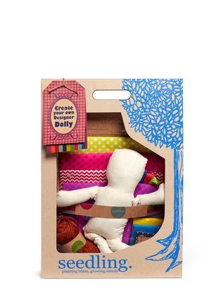 首图 –点击放大 - SEEDLING - 自己动手设计布娃娃套装