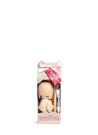 Seedling-Paint Me Kokeshi Doll