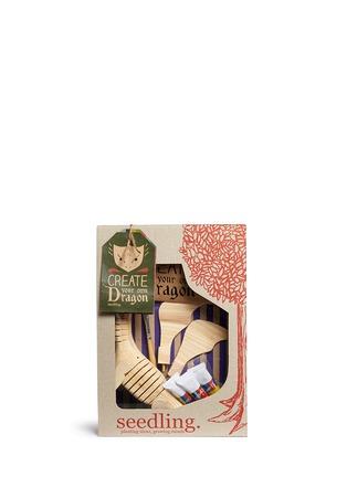 首图 –点击放大 - SEEDLING - 自己动手做木制玩具龙套装