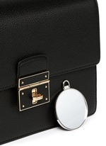 'Rosalia' medium leather shoulder bag