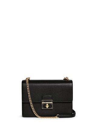 Dolce & Gabbana-'Rosalia' medium leather shoulder bag