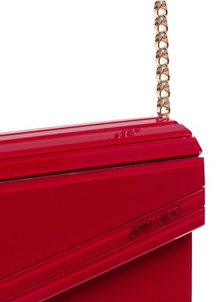 Detail View - Click To Enlarge - Jimmy Choo - 'Candy' acrylic clutch
