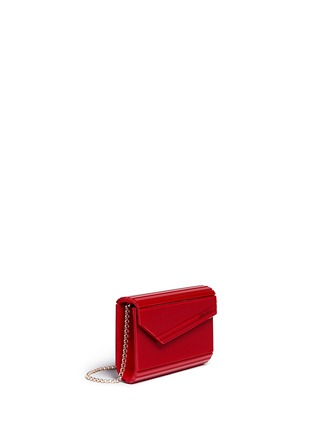 Front View - Click To Enlarge - Jimmy Choo - 'Candy' acrylic clutch