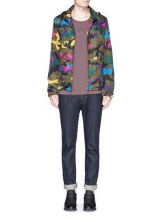 Valentino Camouflage windbreaker jacket