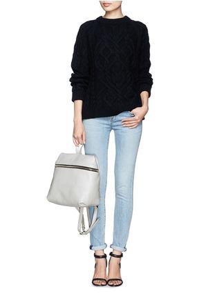 - Kara - Leather backpack