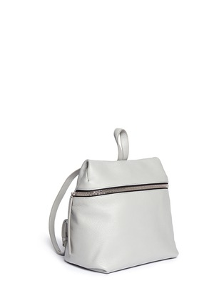 Front View - Click To Enlarge - Kara - Leather backpack