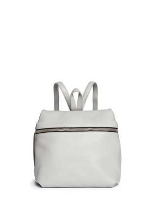 Main View - Click To Enlarge - Kara - Leather backpack