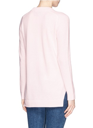 Back View - Click To Enlarge - rag & bone - 'Valentina Tunic' cashmere sweater