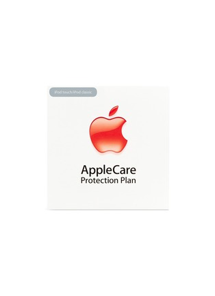 Main View - Click To Enlarge - Apple - AppleCare Protection Plan - iPod touch/iPod classic