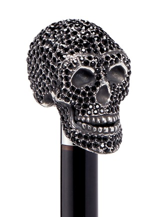 Detail View - Click To Enlarge - Pasotti - Skull handle shoehorn
