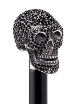 Skull handle shoehorn