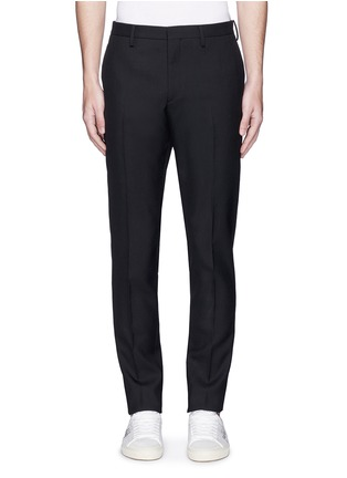 Main View - Click To Enlarge - Saint Laurent - Virgin wool gabardine pants