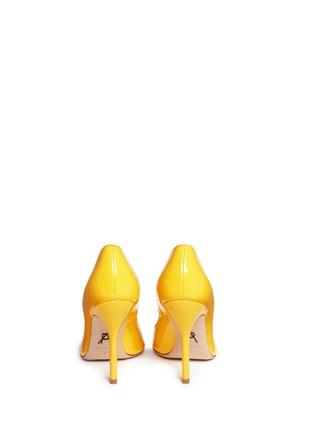 背面 - 点击放大 - PAUL ANDREW - 弧形设计漆皮高跟鞋