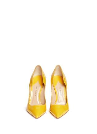 正面 -点击放大 - PAUL ANDREW - 弧形设计漆皮高跟鞋