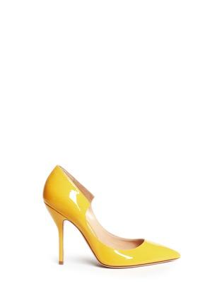 首图 - 点击放大 - PAUL ANDREW - 弧形设计漆皮高跟鞋