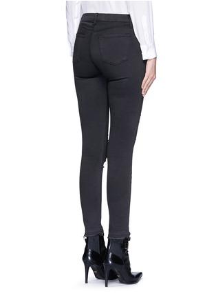 背面 - 点击放大 - J BRAND - 'Photo Ready Skinny Leg' distressed jeans