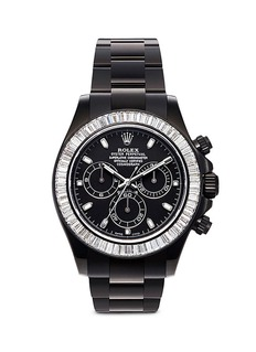 Mad Collections Rolex Cosmograph Daytona oyster perpetual diamond watch