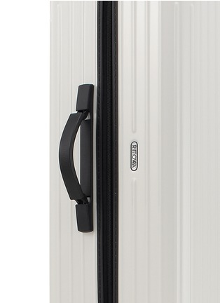 Detail View - Click To Enlarge - RIMOWA - Salsa Air Multiwheel® (Carrara White, 63-litre)